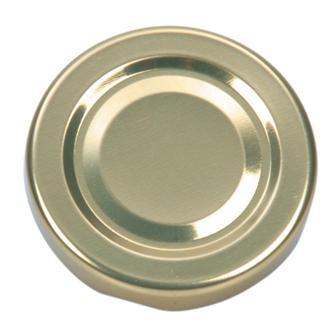 Twist-off-Deckel 48 mm, 20 Stück