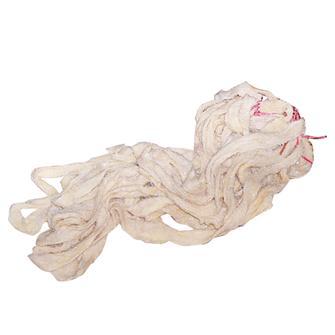 Schweinedärme eng für rohe oder gekochte Würste in Trockensalz, 3 Bündel mit 60m, 30/32