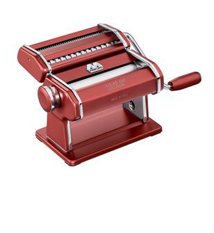 Rote Marcato Nudelmaschine