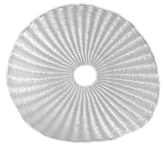 Runde Pressmatte 40 cm