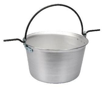 Aluminiumkessel 75 Liter