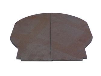Boden für Holzbackofen 53cm
