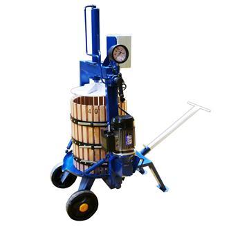 Elektrohydraulische Presse, 69 Liter