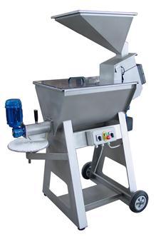Elektrische Olivenmühle, 60 kg/h