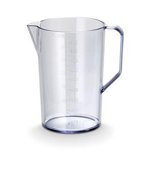 Krug 1 Liter mit Henkel