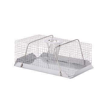 Rechteckige Käfigfalle für Mäuse