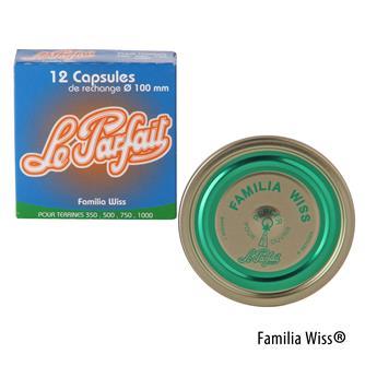 Deckel Familia Wiss® 100 mm