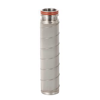 Kartuschen, Edelstahl, 10 Mikrometer für Filter
