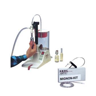 Set für kleine Flaschen für Unterdruck-Füllmaschine