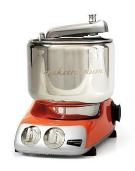 Schwedische Multifunktions-Küchenmaschine, orange