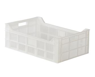 Kiste für Lebensmittel, durchbrochen, 35 Liter