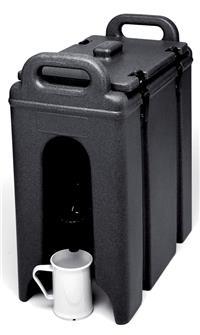 Isothermer Getränkebehälter mit Auslaufhahn, 9,4l