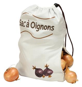 Aufbewahrungsbeutel für Zwiebeln