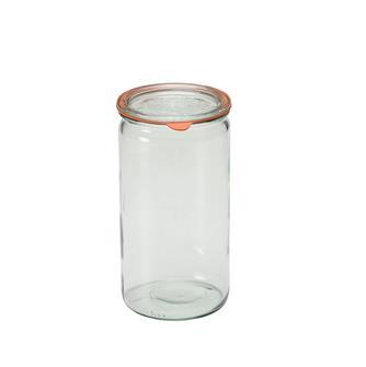 Weck-Einmachglas, hoch, 1,5 Liter, 6 Stück