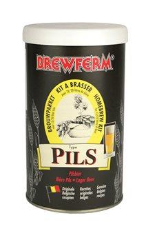 Bierwürzekonzentrat Pils 12-20 Liter