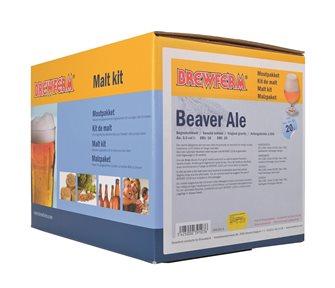 Malzpaket Beaver-Ale für 20 Liter Bier