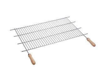 Edelstahlgitter verstellbar 62,5/72 Breite,5x40 cm