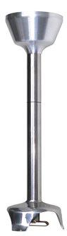Pied long 19 cm pour mixeur plongeur Mini pro et autres Dynamic de 220 W et 250 W