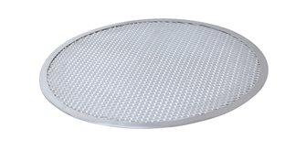 Grille en aluminium support de cuisson pour pizza 33 cm