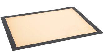 Tapis de cuisson ajouré en silicone 58x38