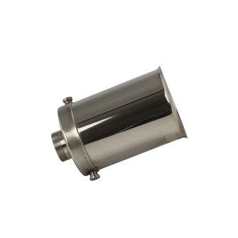 Tube inox pour poussoir 3 litres