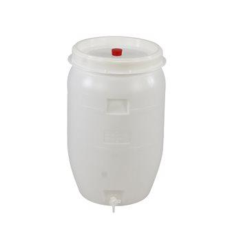 Gärbehälter aus Kunststoff, 120 Liter
