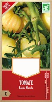 """Samen der Tomate """"Weiße Schönheit"""""""