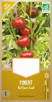 Peperoni-Samen Red Cherry Small