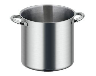 Marmite professionnelle inox induction 28 cm 17 litres