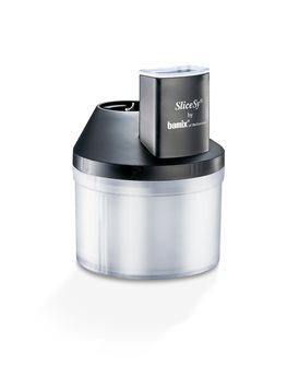 Mini hachoir SliceSy noir pour mixeur plongeant Bamix