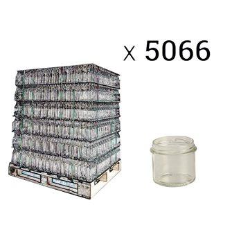 Pastetenglas Twist-Off, 90 g, Palette mit 5066 Stück