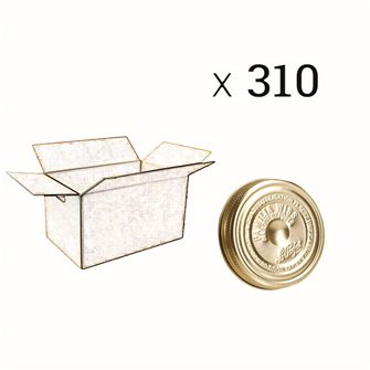 Bouchon Familia Wiss® 100 mm par carton de 310