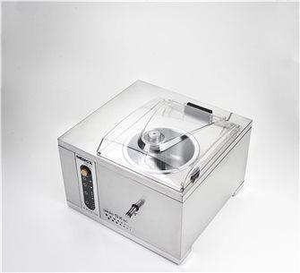 Turbine à glace pro tout automatique 1 kg en 12 minutes