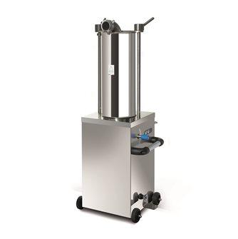Elektrischer Wurstfüller, senkrecht, 15 Liter