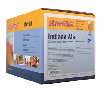 Malzpaket Indiana Ale für 20 Liter Bier