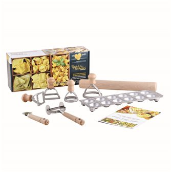 Kit Tom Press pour la fabrication de raviolis et tortellinis