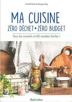 Livre ma cuisine zéro déchet zéro budget
